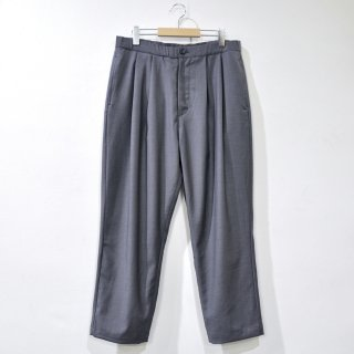 EASY TROUSERS [GRAY]