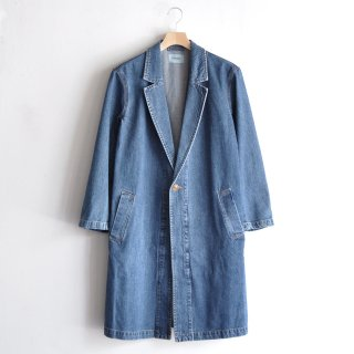COAT [USED INDIGO]