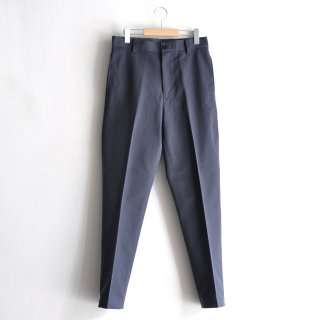 POST WORK TWILL 2 TAPERED PANTS [GRAY]