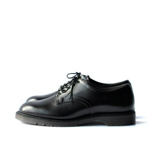 S.S. SHOES  [BLACK STEER]