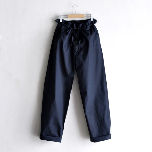 ONGOING BAGGY PANTS [DARK BLUE]