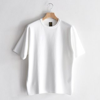 32G SMOOTH TEE  [WHITE]