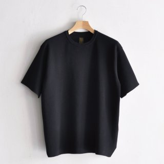 32G SMOOTH TEE  [BLACK]