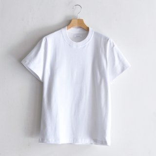 BOXY T-SHIRT [WHITE]