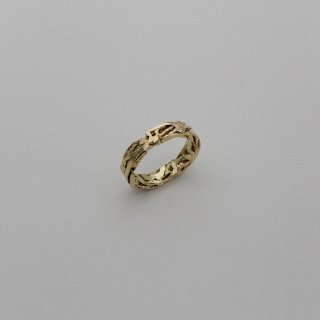RECTANGULAR RING [18KYG]