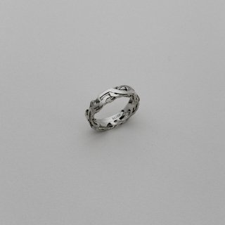 RECTANGULAR RING [SILVER]