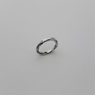 QUADRAM RING [SILVER]