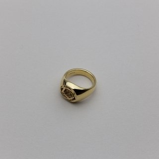 SIGNET RING for women[18KYG]