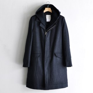 COAT FAKE [NAVY]