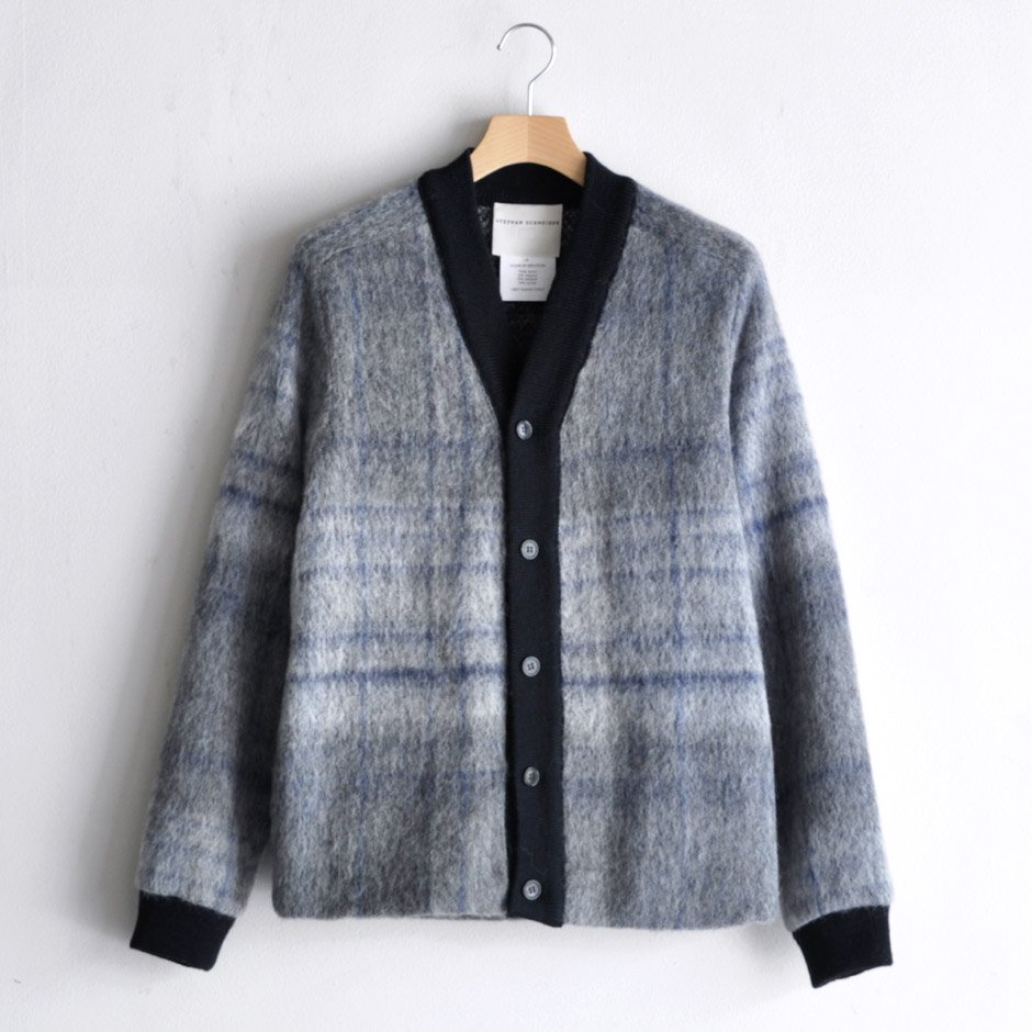 CARDIGAN GINGER [GRAY]