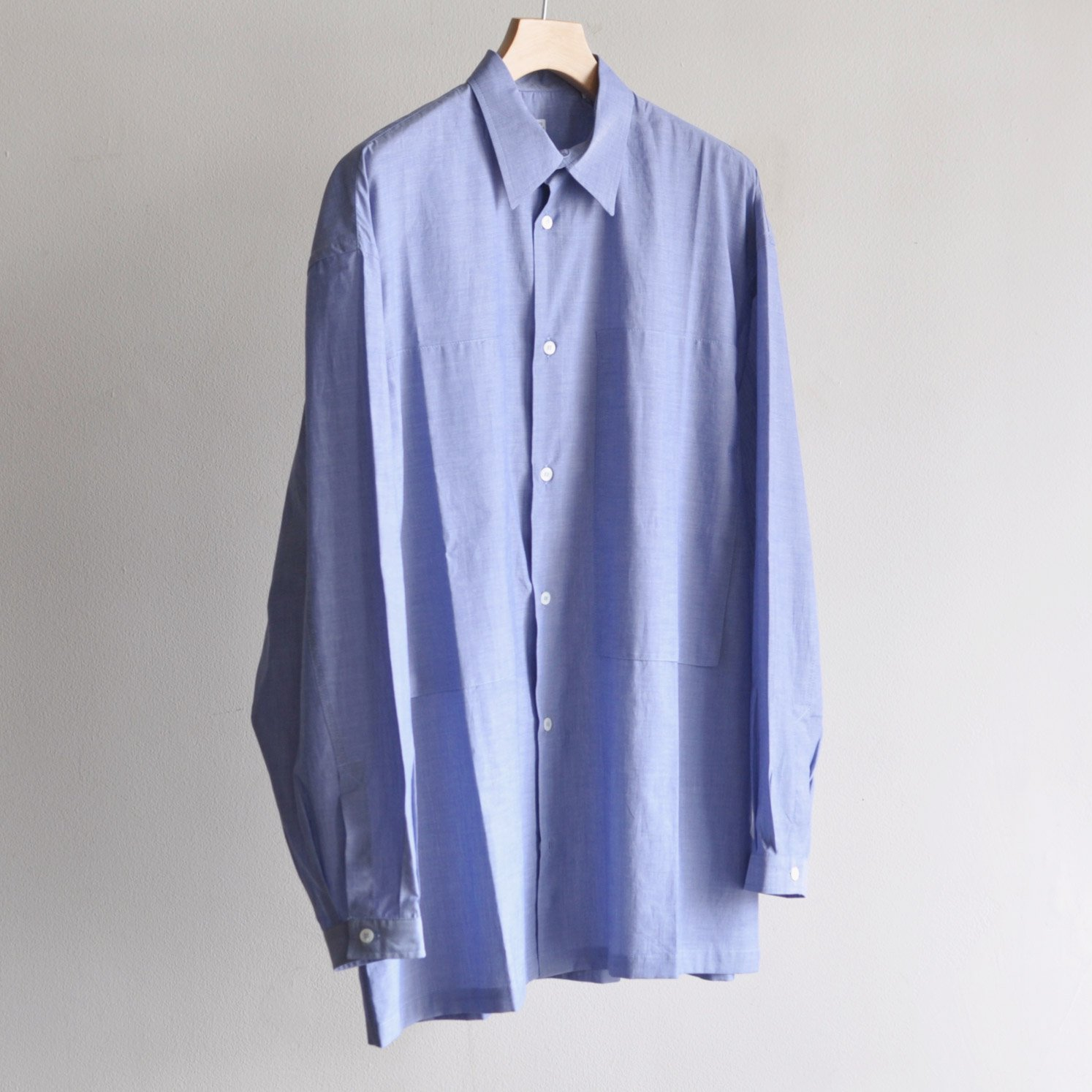 CORE LINEMAN SHIRT [DENIM BLUE]