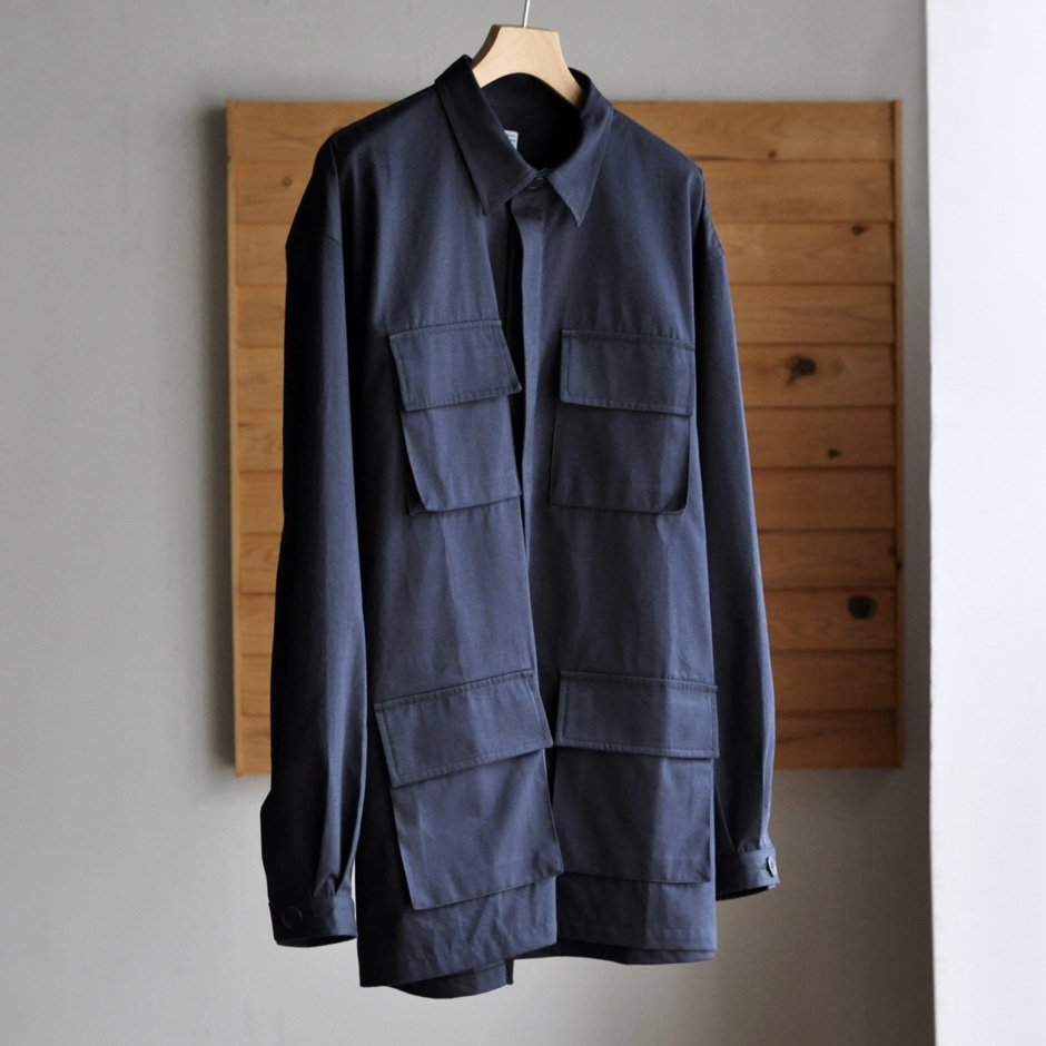 CORE RALPH JACKET [NAVY]