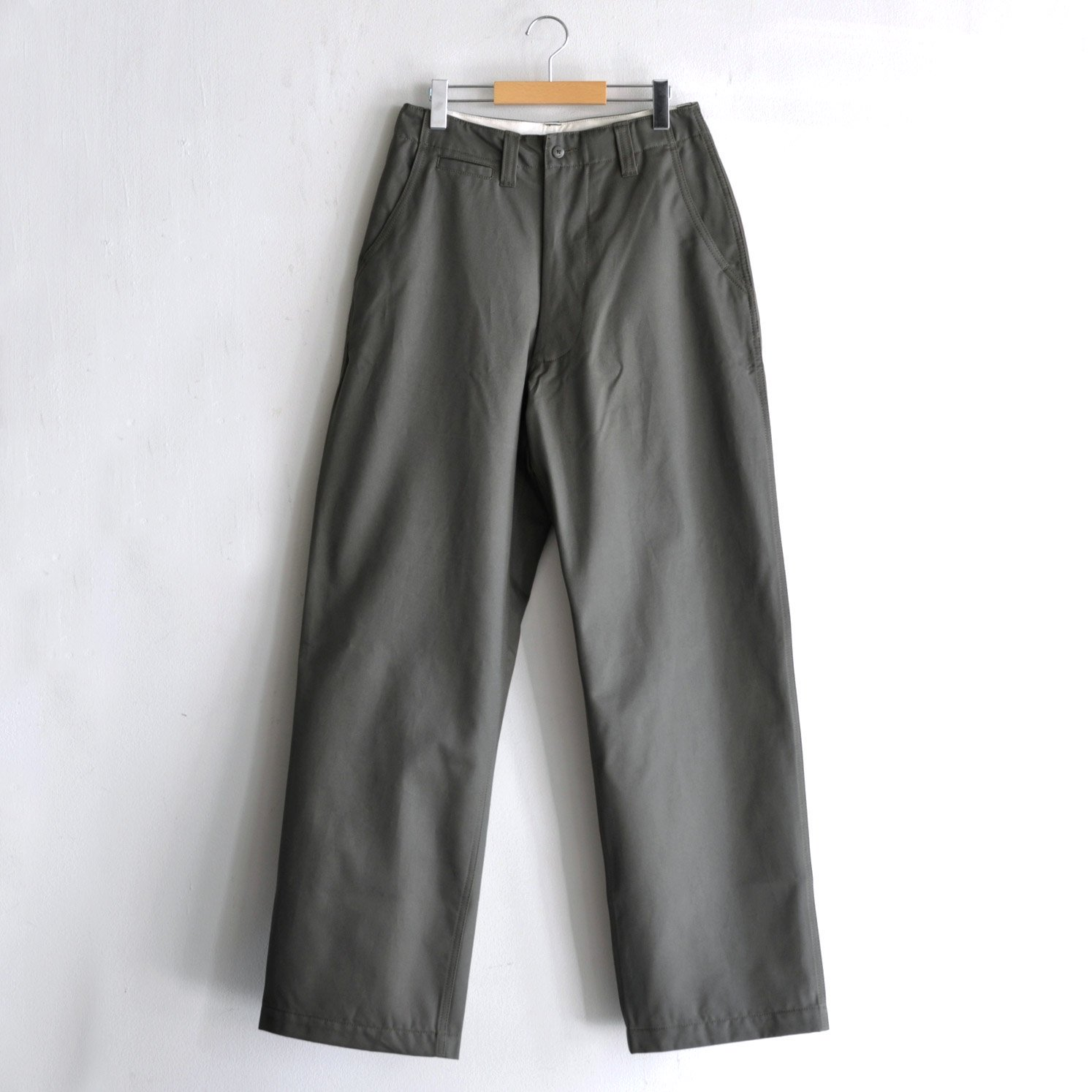 CORE FIELD TROUSERS  [ARMY GREEN]