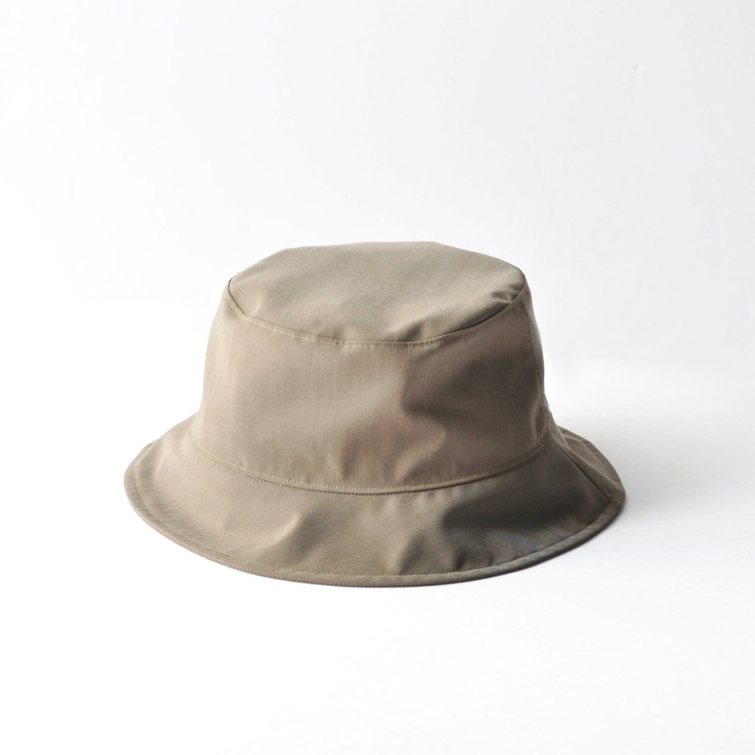 SUPER120&SOLOTEX FLAT HAT [BEIGE]