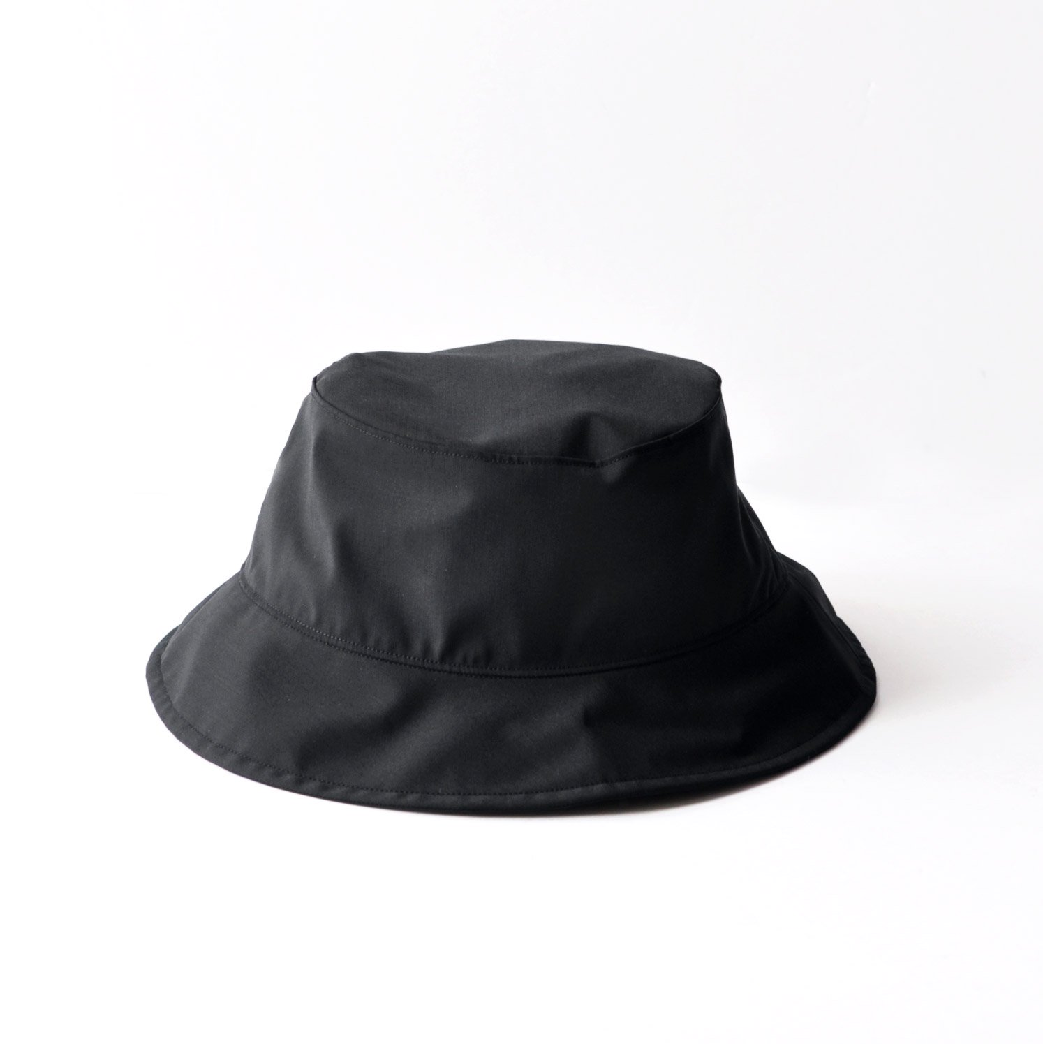 SUPER120&SOLOTEX FLAT HAT [BLACK]