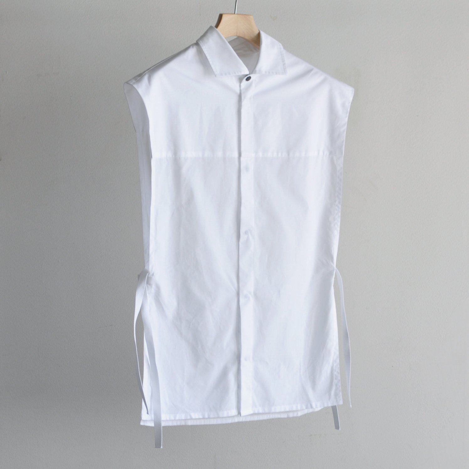 BIB SHIRT [WHITE]