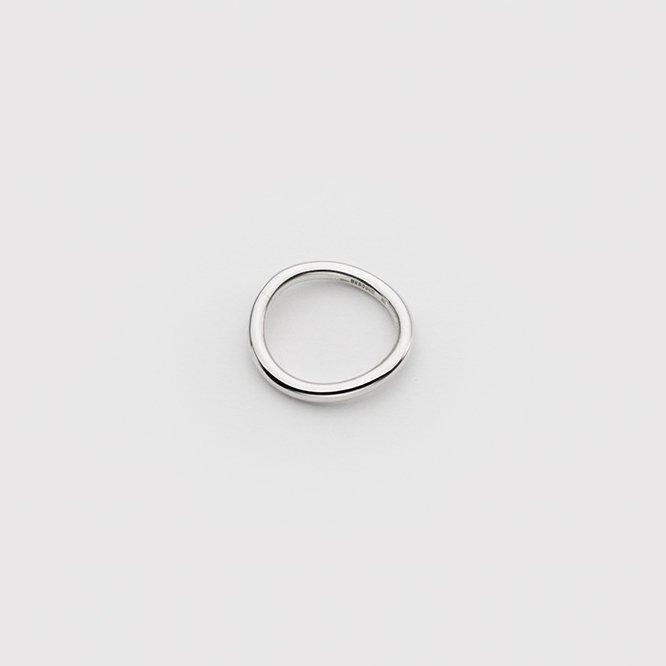 HAIR BAND RING [PLATINUM]
