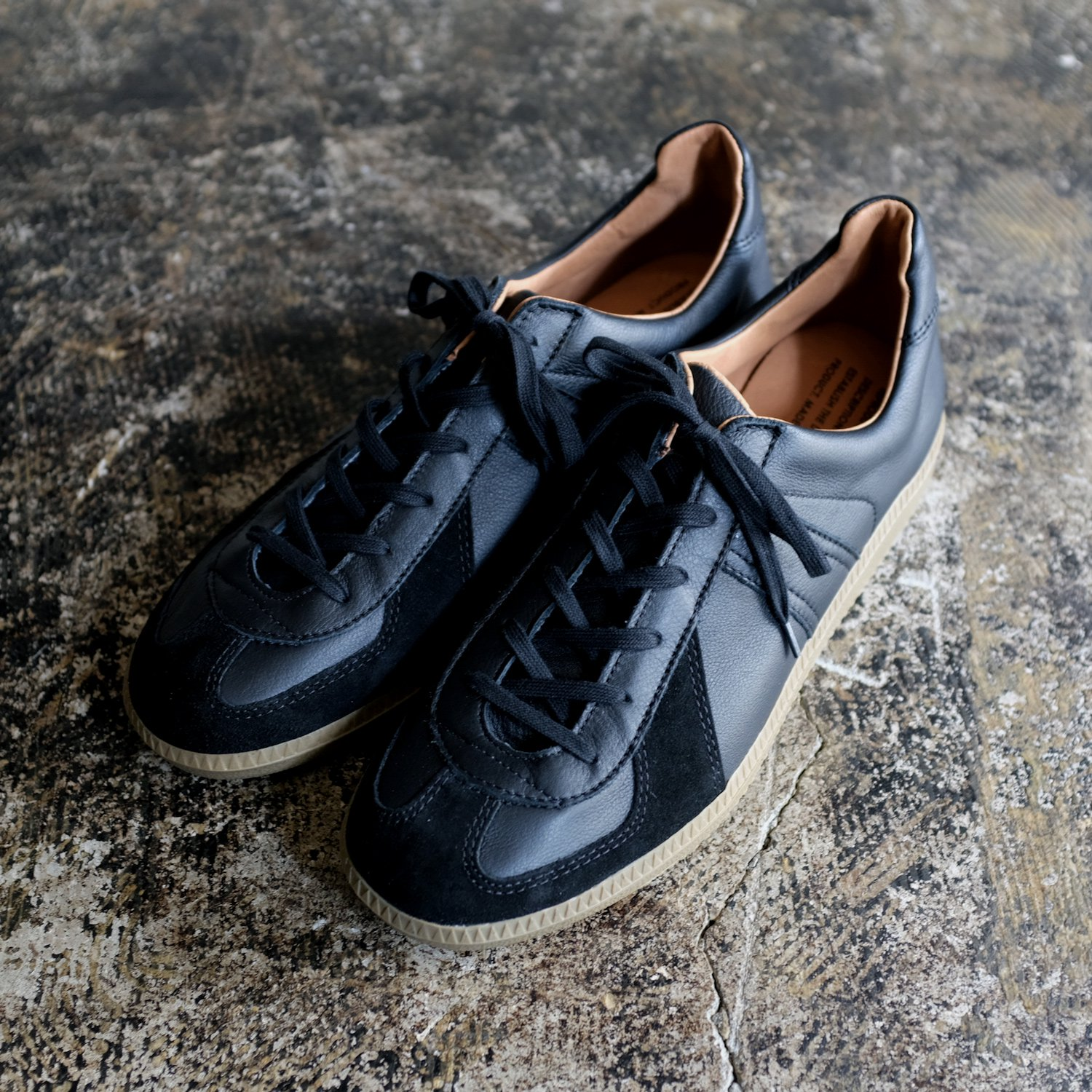 GERMAN MILITARY TRAINER [BLACK]