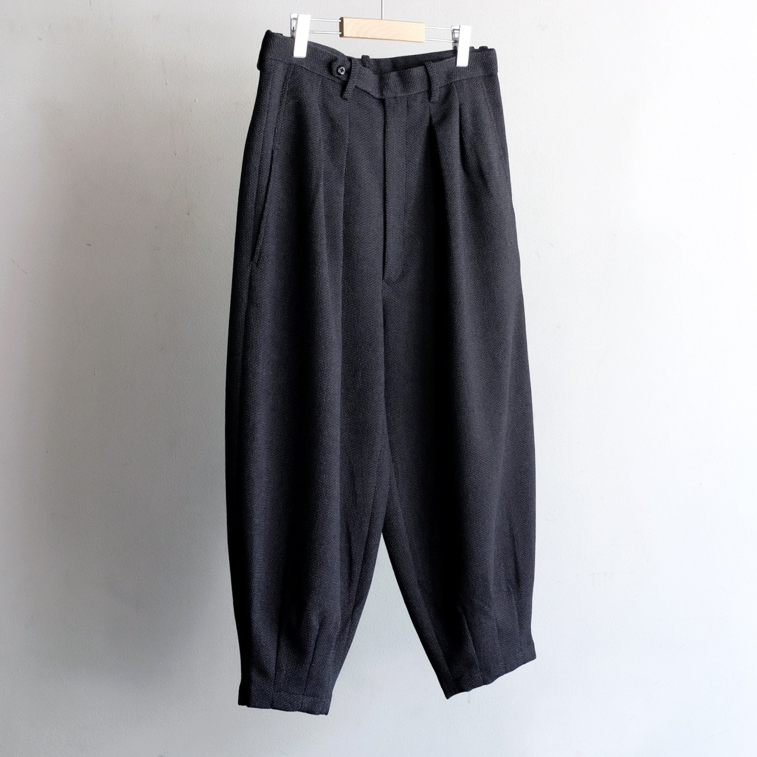 HARLEM PANTS [MIX NAVY CANVAS]