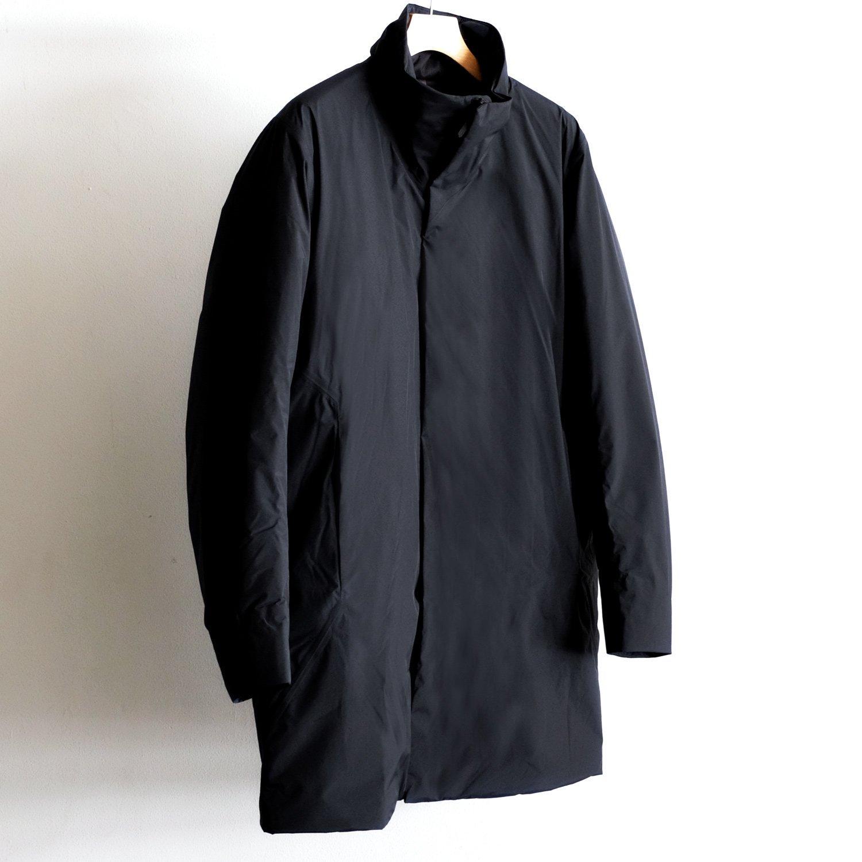 EULER IS COAT [BLACK]