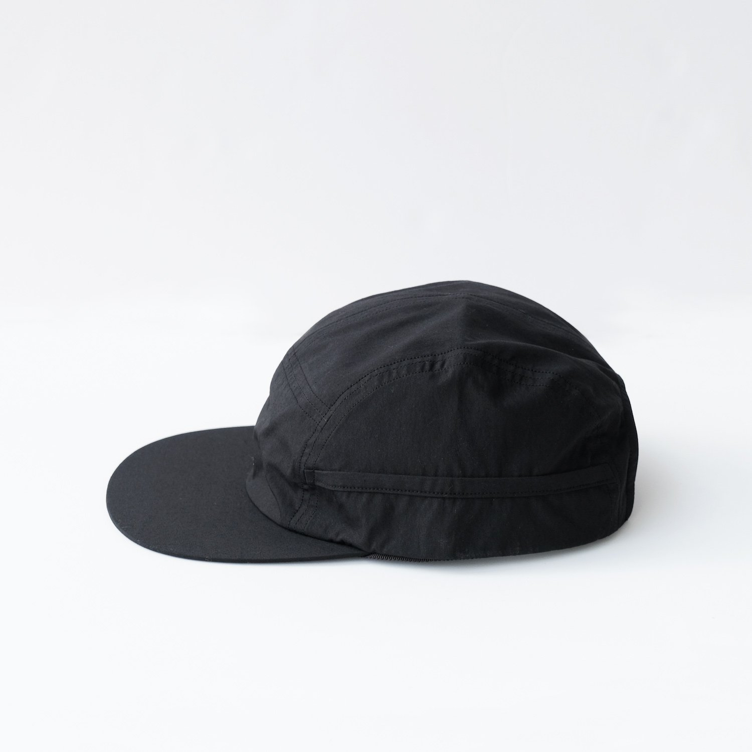 TYPEWRITER JET CAP [BLACK]