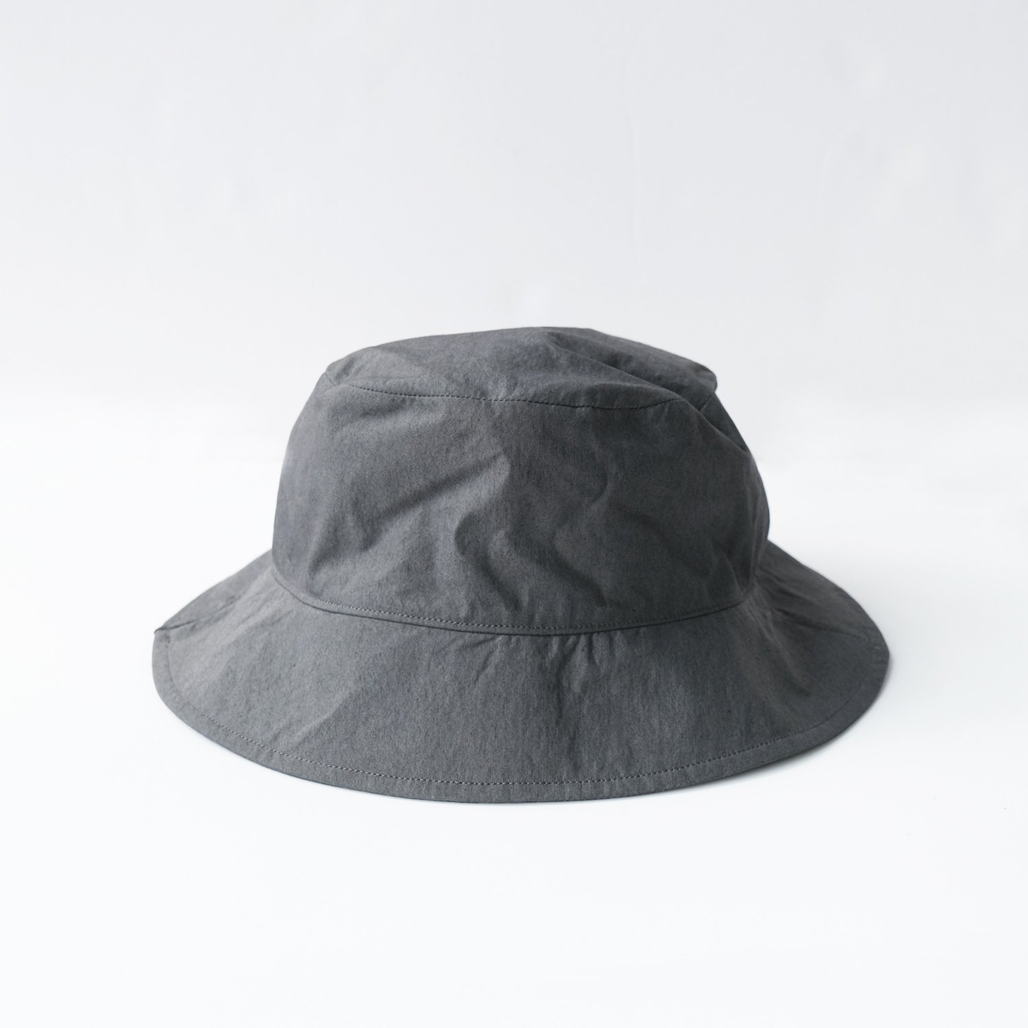 TYPEWRITER BUCKET HAT [GRAY]