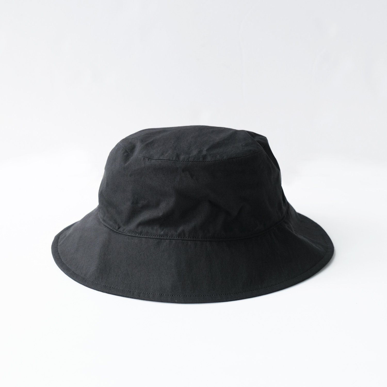 TYPEWRITER BUCKET HAT [BLACK]