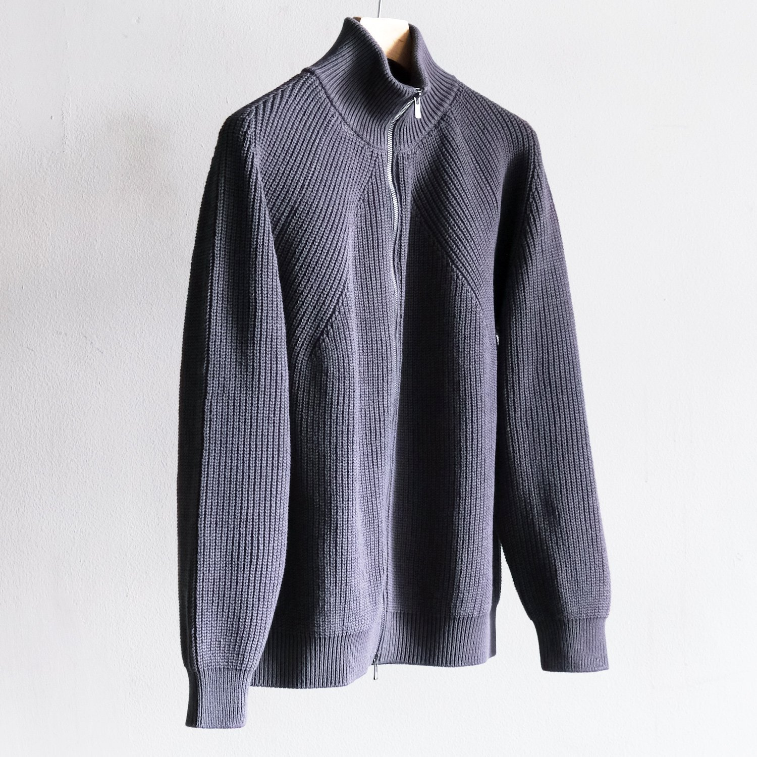 SIGNATURE DRIVERS KNIT [NAVY]