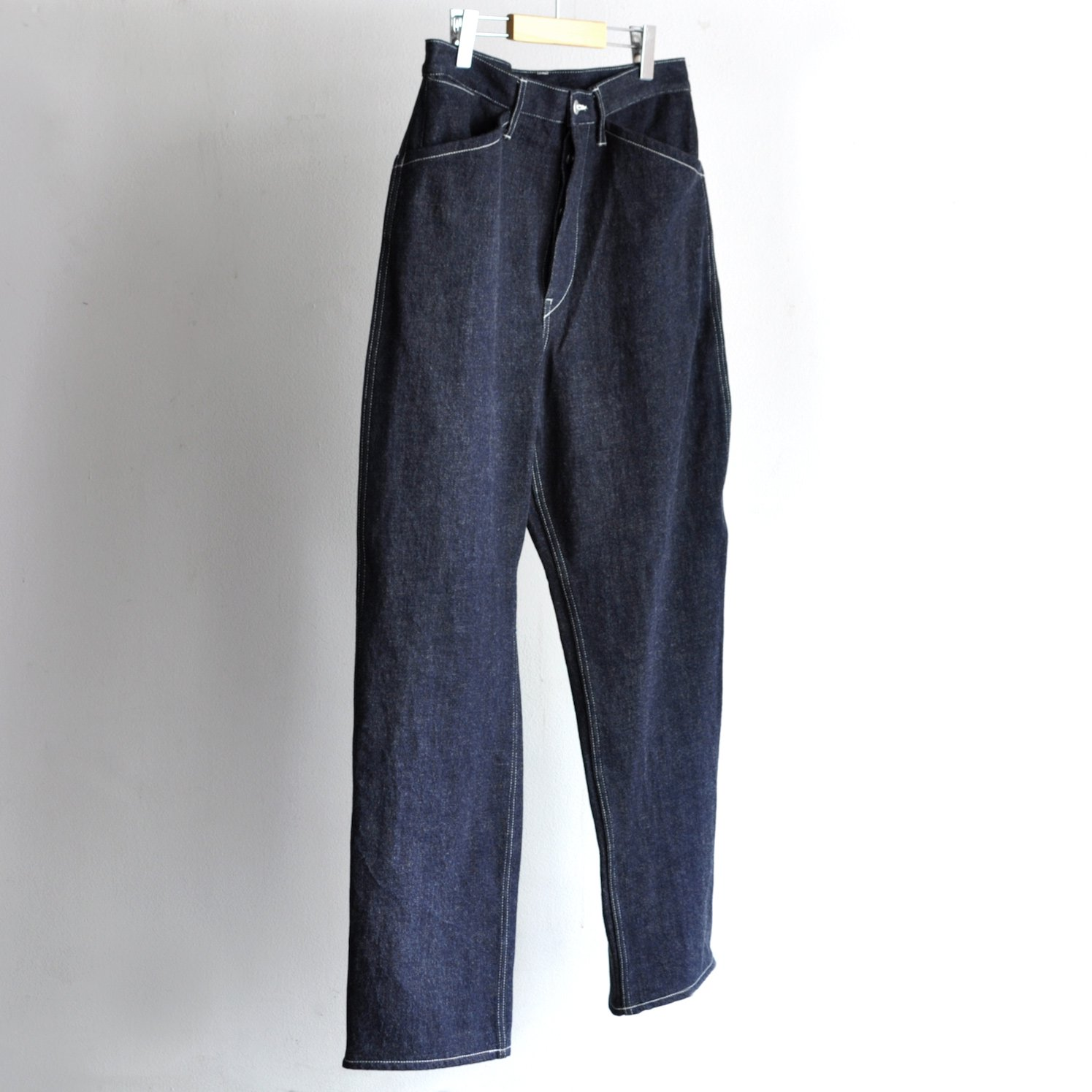 WORK TROUSERS [INDIGO]