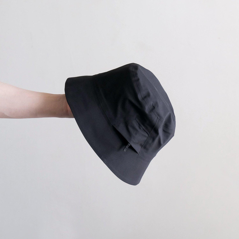 BUCKET HAT [BLACK] <br><span style=