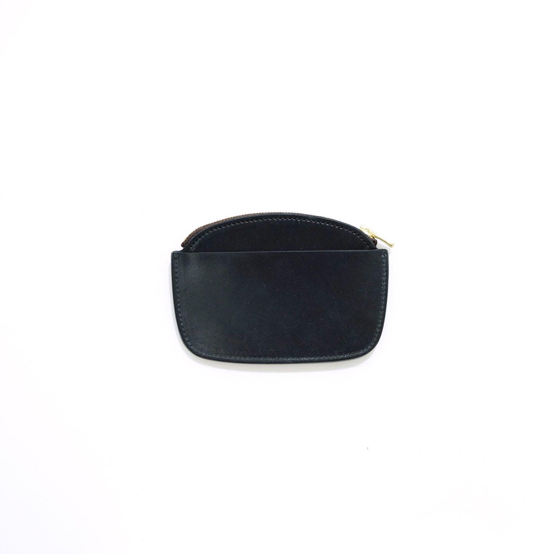 COIN PURSE [BLACK/Cordovan]