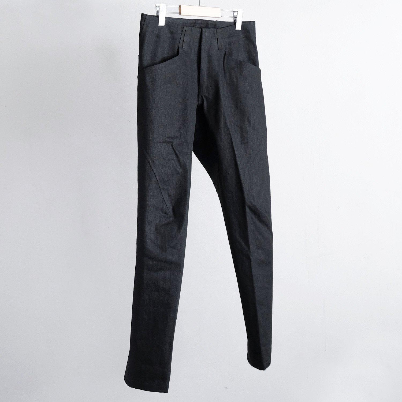 CAMBRE PANT [SHADOW BLACK]