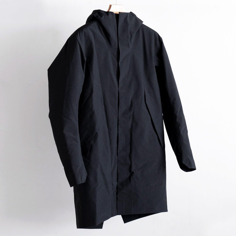 MONITOR DOWN COAT [BLACK]