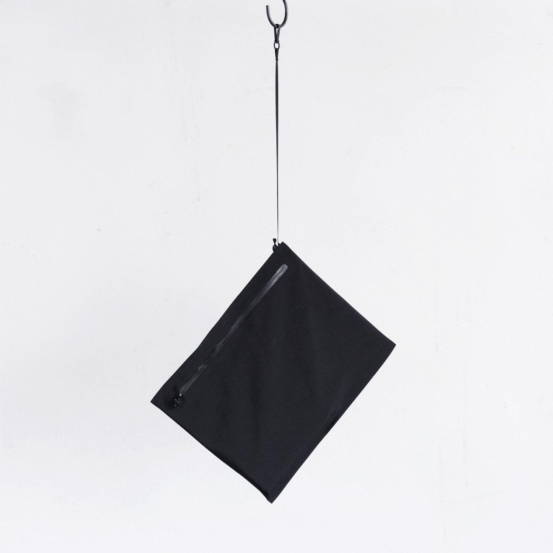 MONAD RE-SYSTEM POUCH [BLACK]