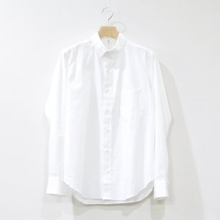 BUTTON-DOWN SHIRTS [WHITE]