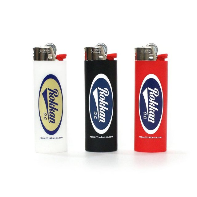 ROKKAN O.C._Lighter