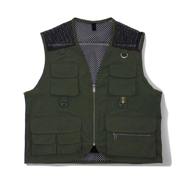 ROKKAN O.C. EXTRA_Fishing Vest.