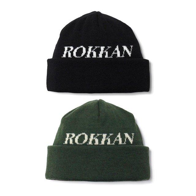 ROKKAN O.C. EXTRA_Short Knit Cap.
