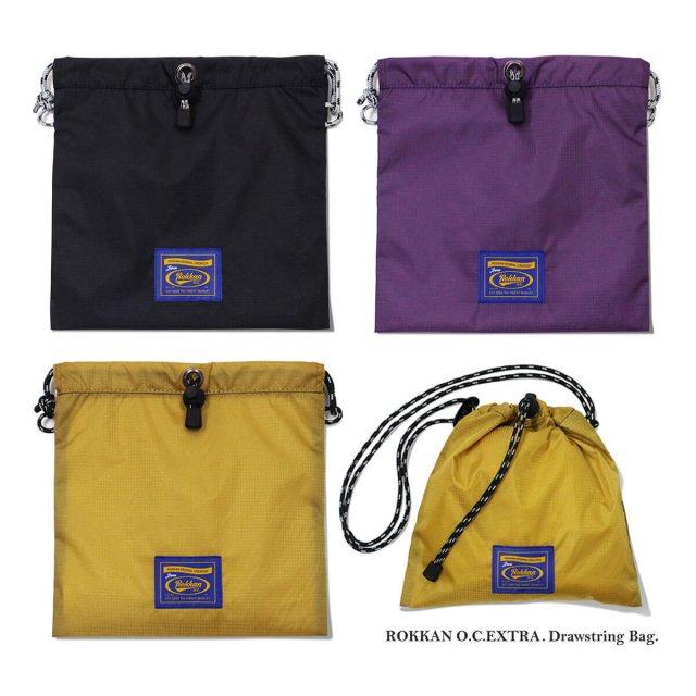 ROKKAN O.C.EXTRA_Drawstring Bag.