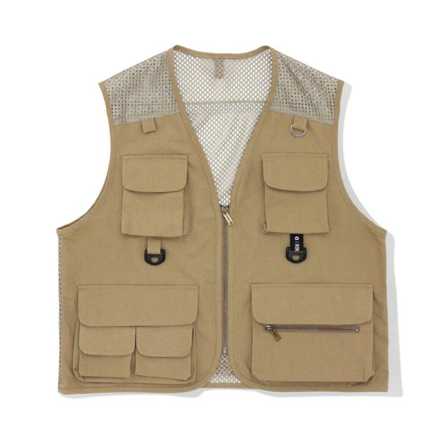 ROKKAN O.C. EXTRA_Fishing Vest.【spot color】