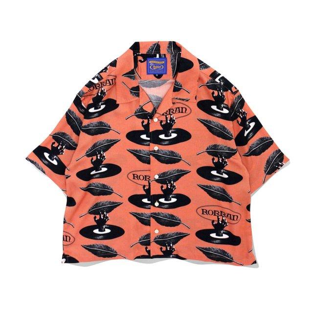 ROKKAN O.C.EXTRA_Short Length Open Collar Shirt.(CREATION)
