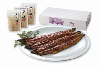 京のうなぎ|フレッシュ うなぎの姿蒲焼セット