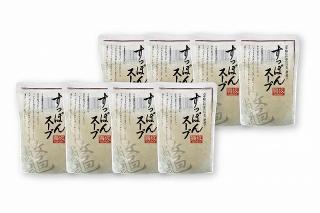 京都舞坂|レトルト すっぽんスープ8本入 ギフトセット