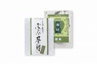 京のうなぎ茶漬け ぶぶ茶鰻(山椒)・舞緑 セット
