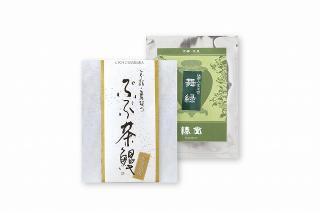 京のうなぎ茶漬け ぶぶ茶鰻(生姜)・舞緑 セット