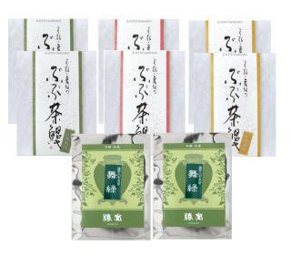 京のうなぎ茶漬け ぶぶ茶鰻セット(6個入り)