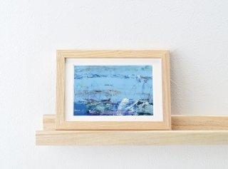 渡邉知樹「blue」