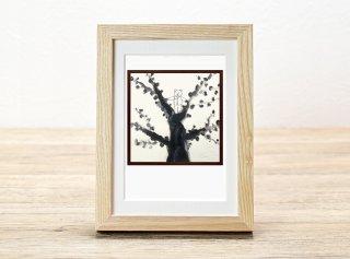 蝦名龍郎「ロブの大きな木」