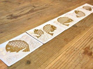「めで鯛とび鯛(Maiko Dake)|5種セット」
