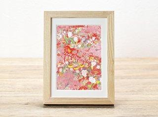 若林夏「sakura party」